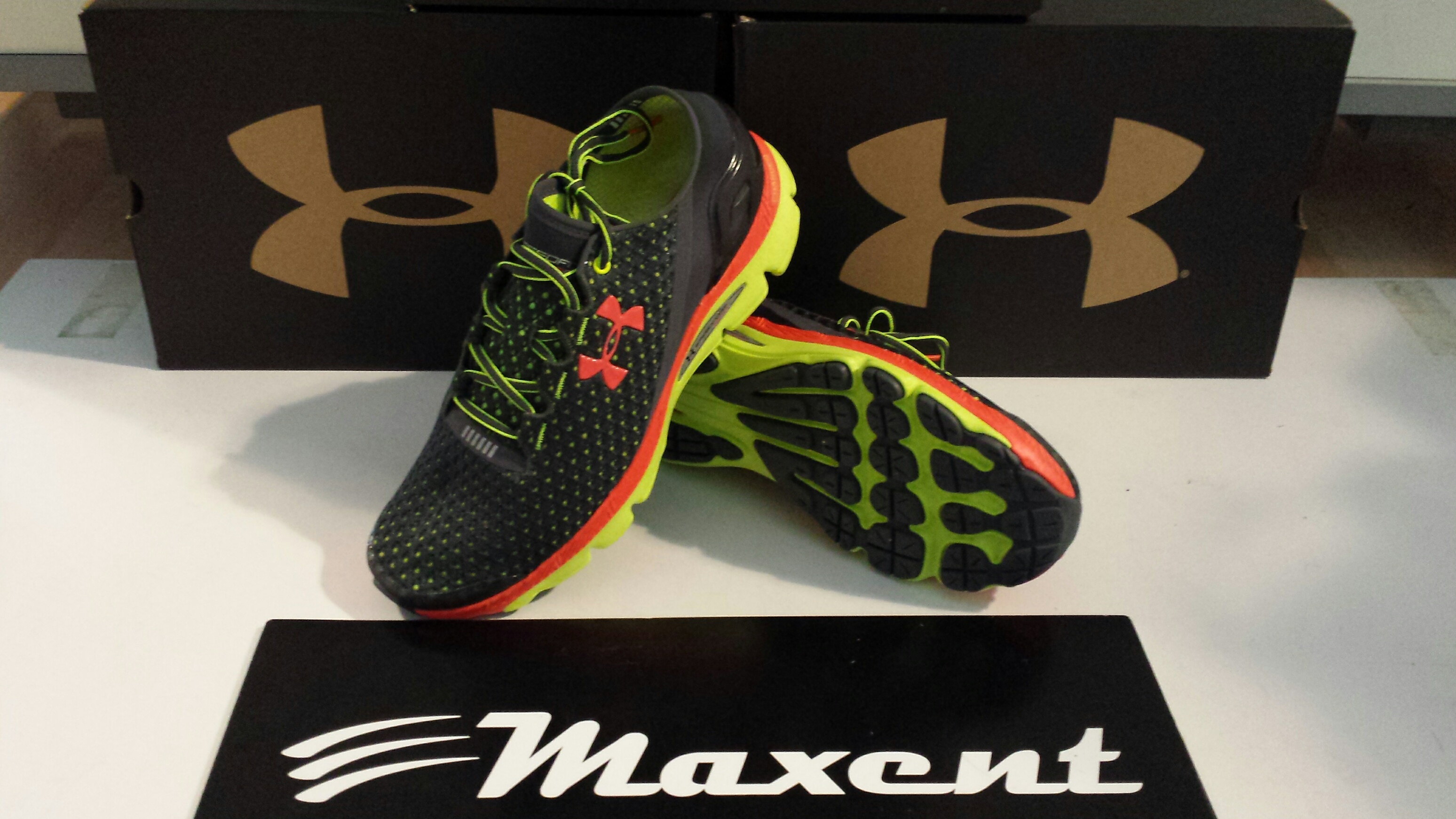 best sneakers 082e1 0a0ca Nuovi Arrivi Under Armour - Maxent Sports World