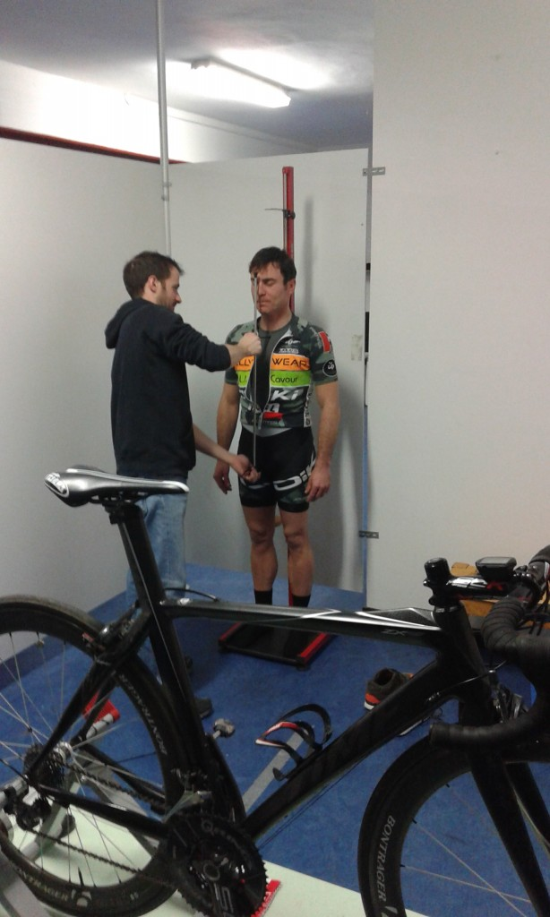 Misure Antropometriche Bike Fitting