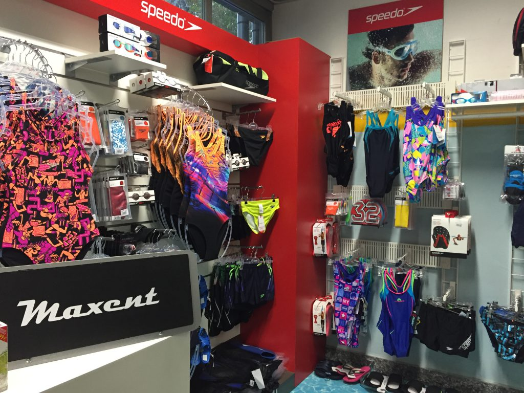 ProShop Maxent Swim in Via Melato