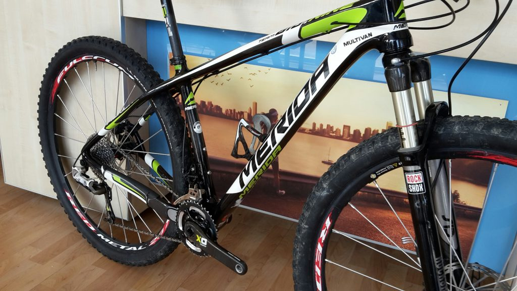 merida big nine 29 M sram XX (2)