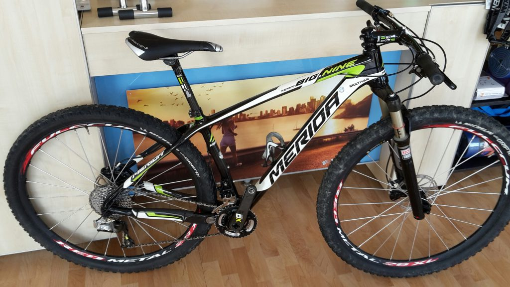 merida big nine 29 M sram XX (3)